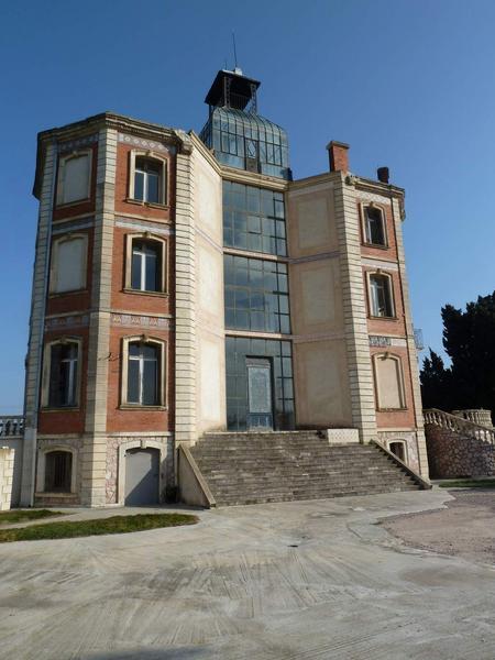 Maternité suisse d'Elne ; château d'En Bardou (ancien)