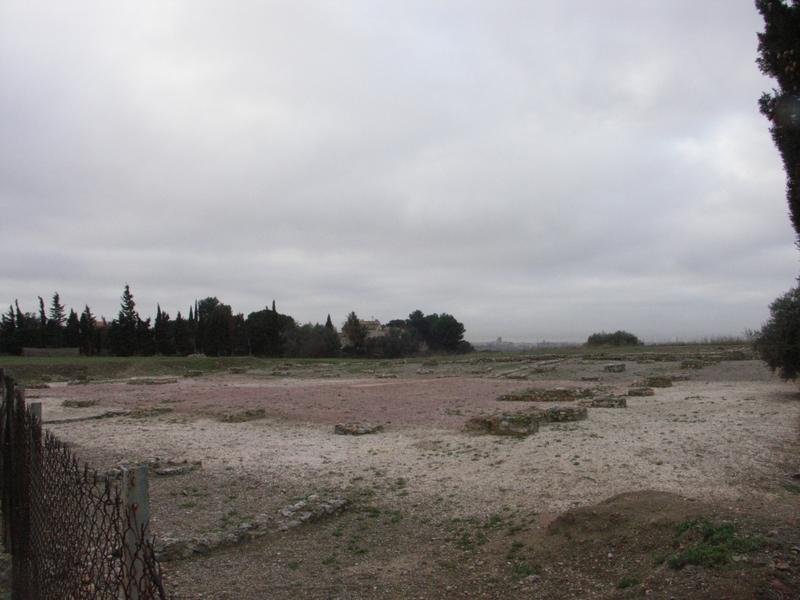 Site archéologique de Ruscino ; oppidum gallo-romain de Ruscino