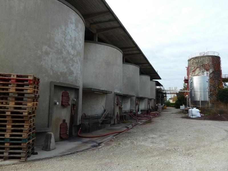 Cave coopérative de Vergèze