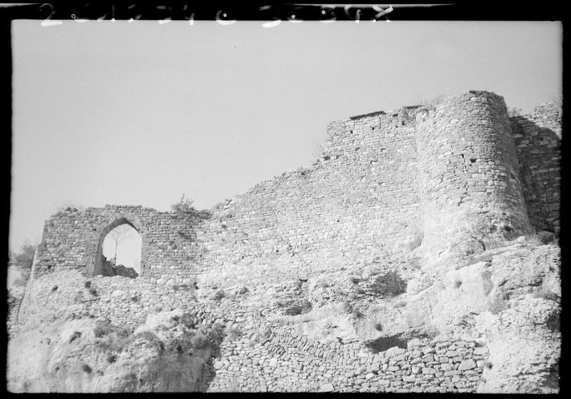 tour et poterne Sud des remparts