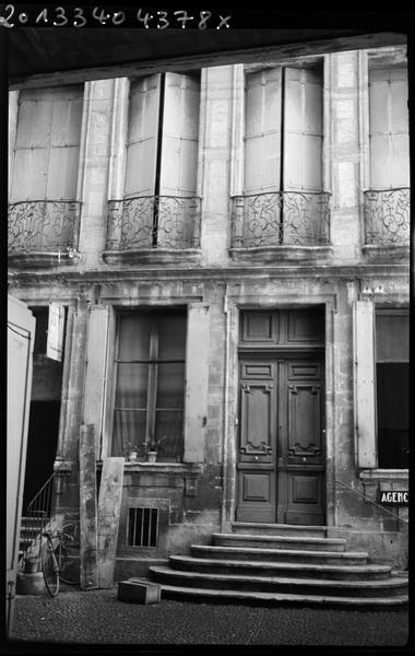 Hôtel de Laurens Bosc puis de Flaugergues