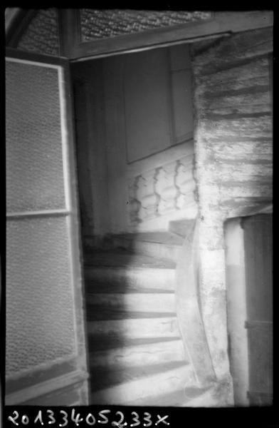"""Ancien """"hostal"""" des Carcassonne ou hôtel de Gayon, actuellement foyer des jeunes travailleurs"""