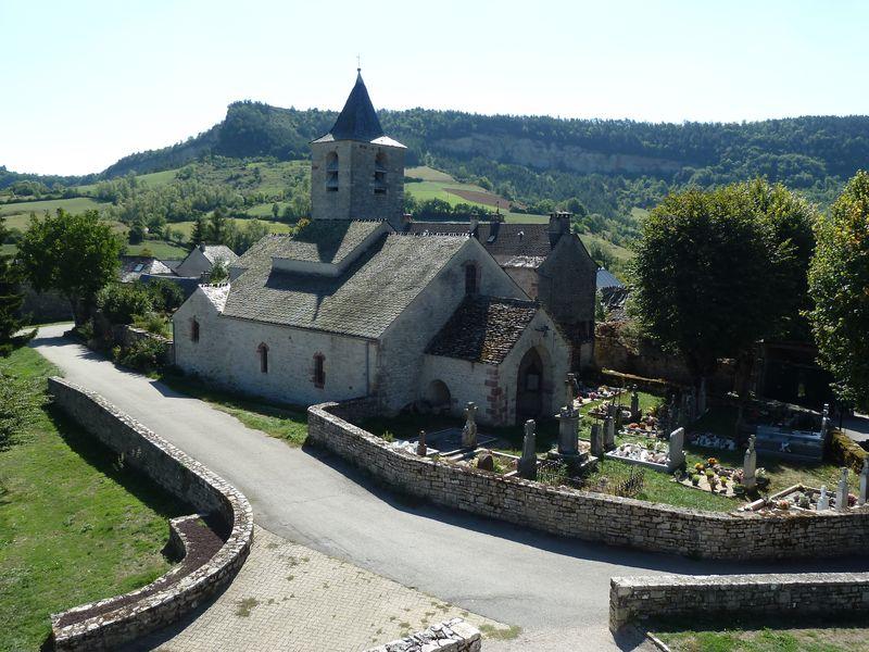 Église Saint-Vincent de Canilhac