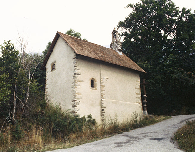 église dite chapelle des Pétètes ou chapelle Saint-Grégoire