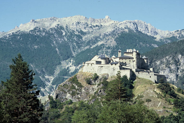 fort de Château-Queyras (ancien)