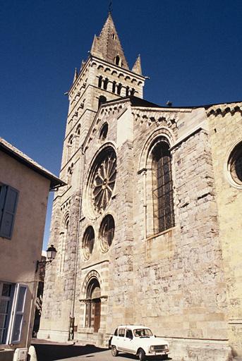 Eglise Notre-Dame (ancienne cathédrale)