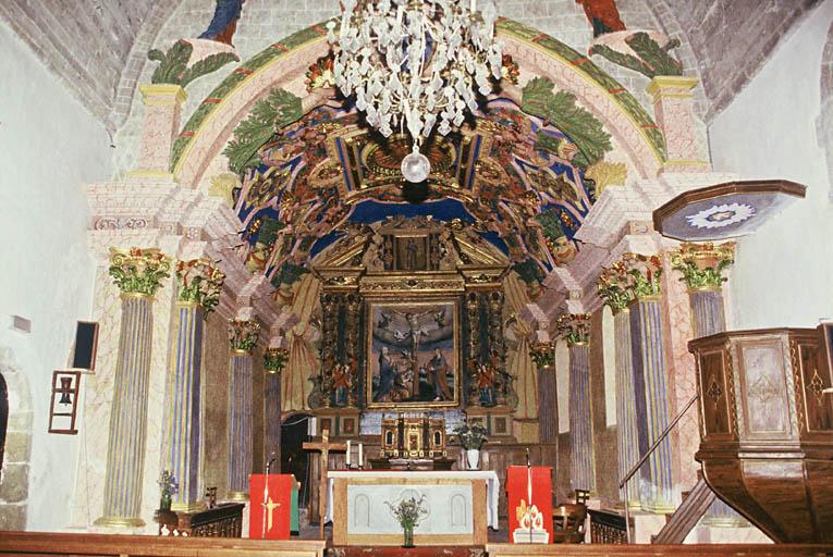 église paroissiale Saint-Romain