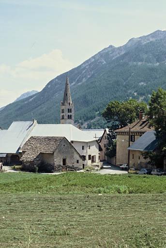 église dite chapelle Saint-Martin (ancienne), chapelle des Moines