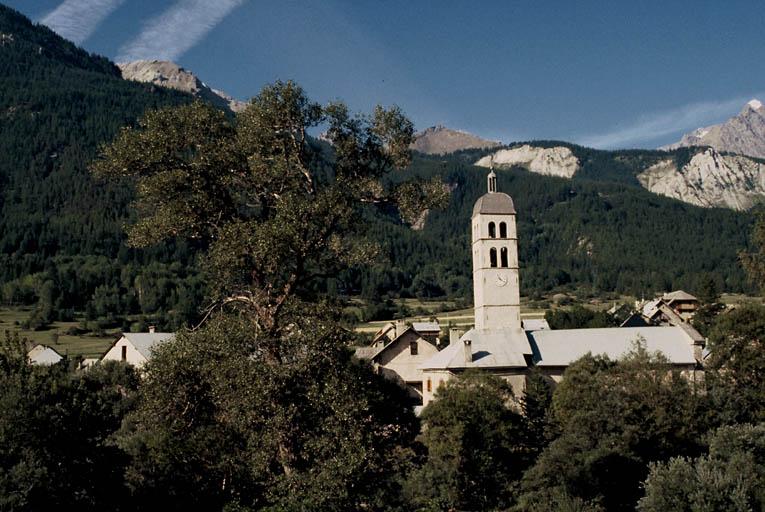Eglise des Guibertes