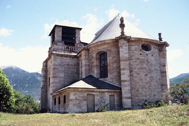 église Saint-Louis ou église de la Place-Forte