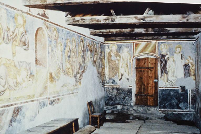 église dite chapelle Saint-Vincent (ancienne)