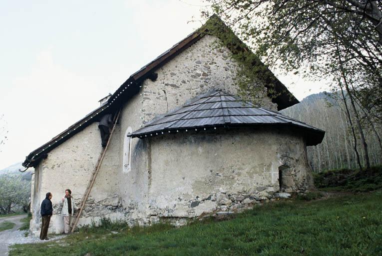 Chapelle Saint-Arnould