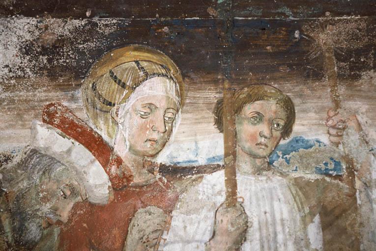 Église dite chapelle Saint-Arnould