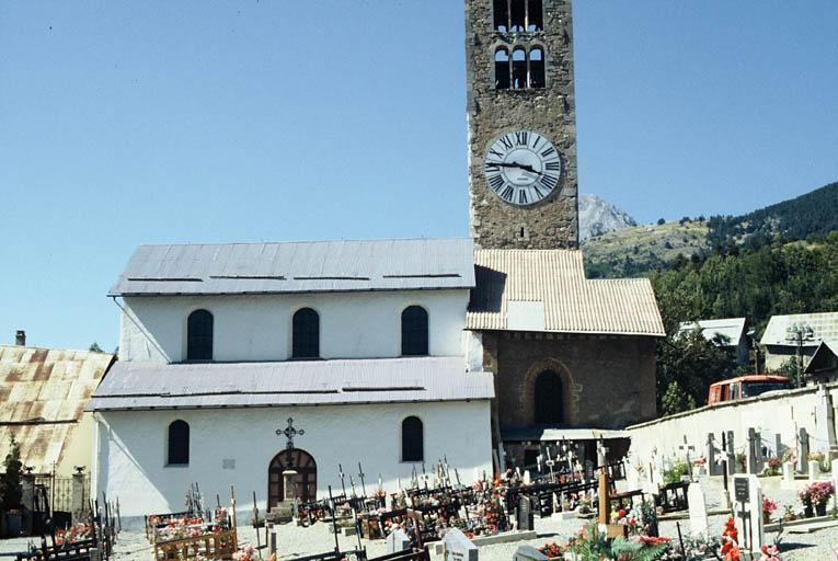 Eglise paroissiale Saint-Chaffrey