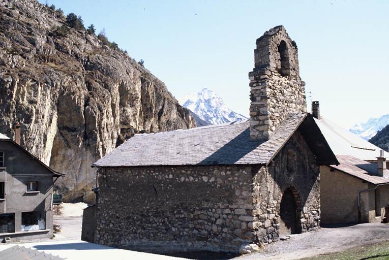 Chapelle Saint-Jacques-de-Prelles