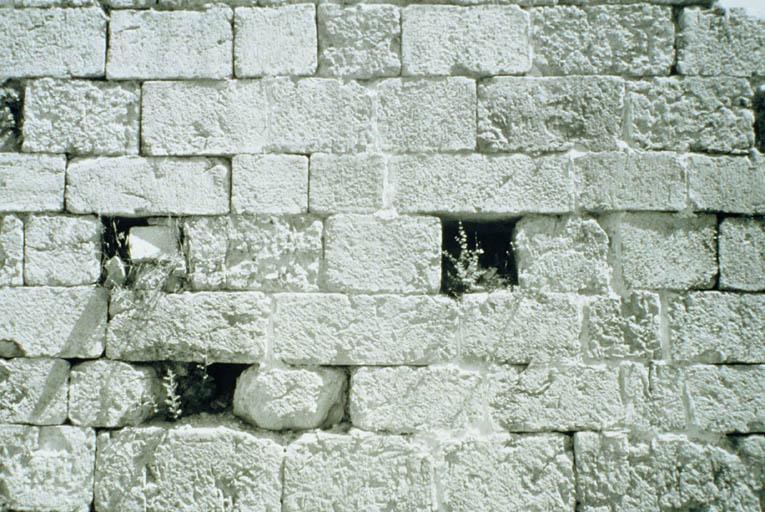 abbaye de Clausonne (ancienne), vestiges