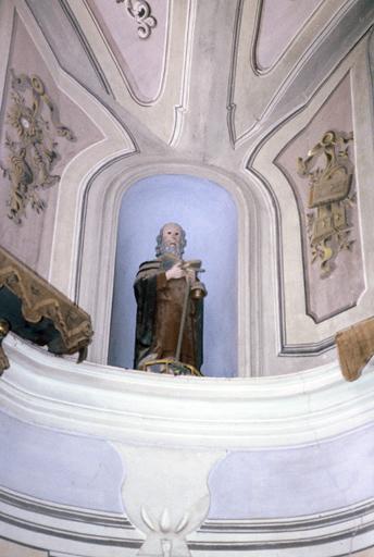 Église paroissiale Saint-Claude
