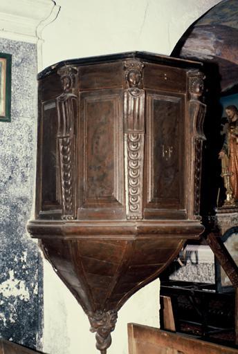 Église paroissiale de l'Annonciation dite église de La Vachette