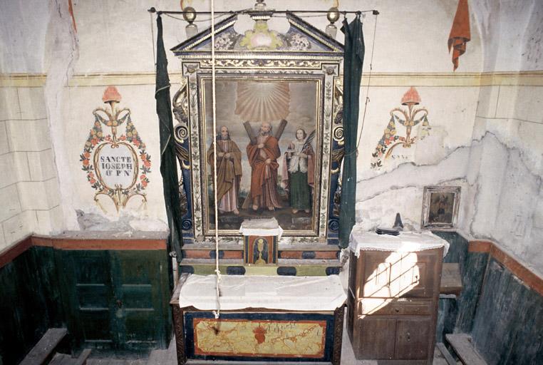 Chapelle Saint-André et Sainte-Lucie