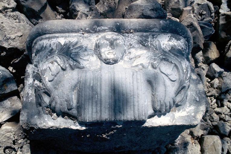 Chapelle de Beaujeu, vestiges