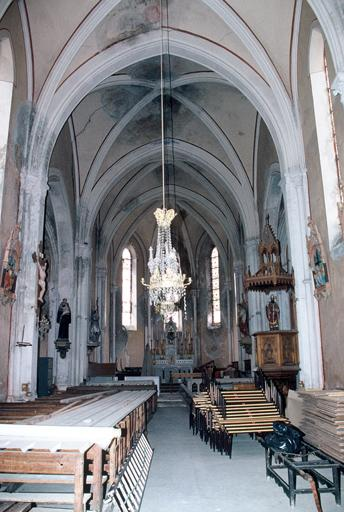Église paroissiale (ancienne) Saint-Martin de Tours