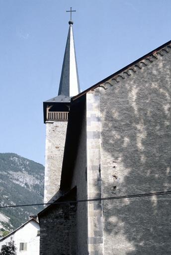 Église paroissiale Saint-Pancrace