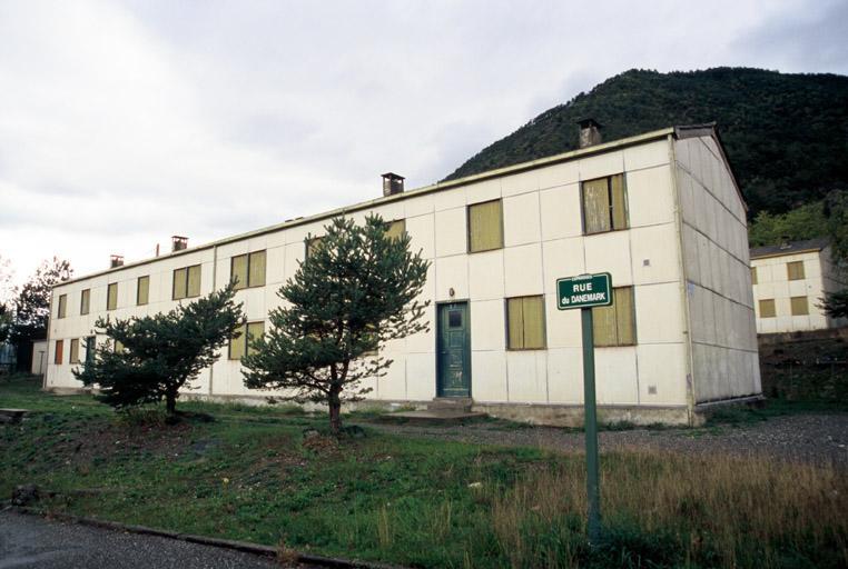 Cité ouvrière E. D. F.