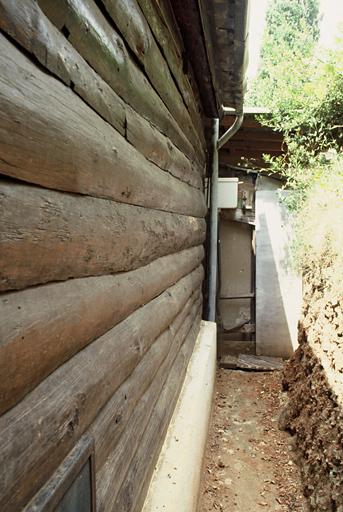 Maison dite cabanon de Le Corbusier et constructions voisines