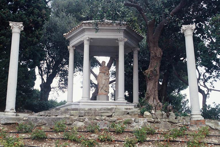 Demeure dite villa Ile-de-France, actuellement Fondation Ephrussi de Rothschild