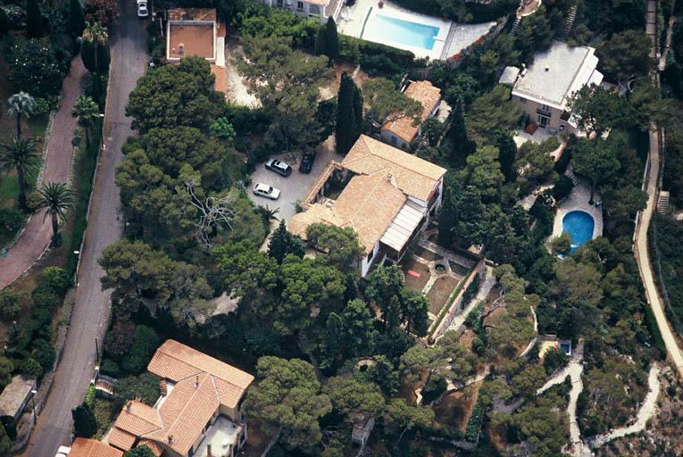 maison dite villa Santo Sospir