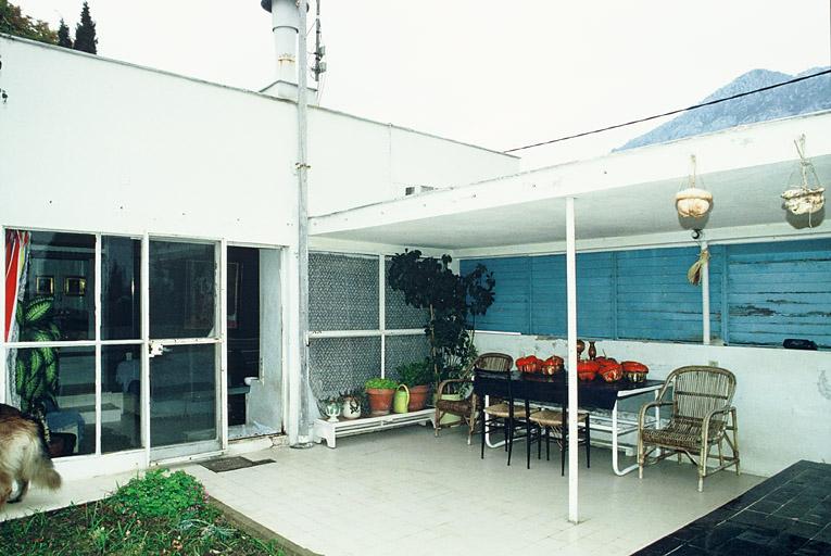 Maison dite villa Tempe a Pailla d'Eileen Gray
