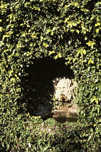 jardin dit domaine de La Serre de la Madone