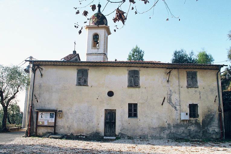 Église dite chapelle Saint-Antoine-de-Siga