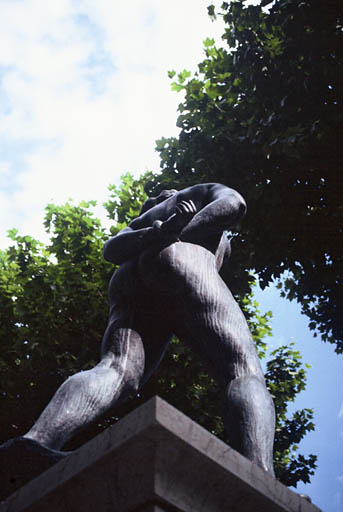 monument à Auguste Blanqui