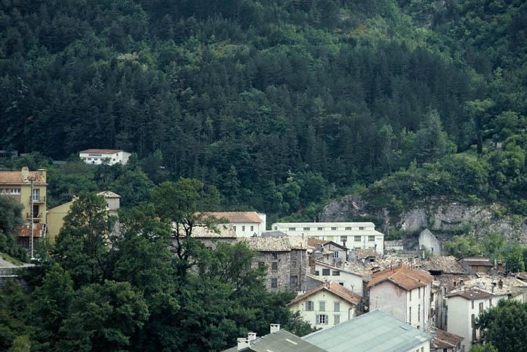Bourg de Puget-Théniers