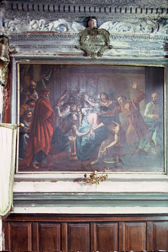 église dite chapelle Sainte-Croix ou des Pénitents Blancs