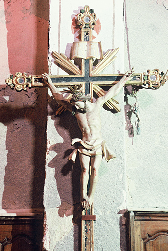 Église dite chapelle de la Miséricorde ou des Pénitents Noirs