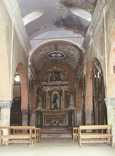 église paroissiale (ancienne) ou chapelle Notre-Dame-des-Monts