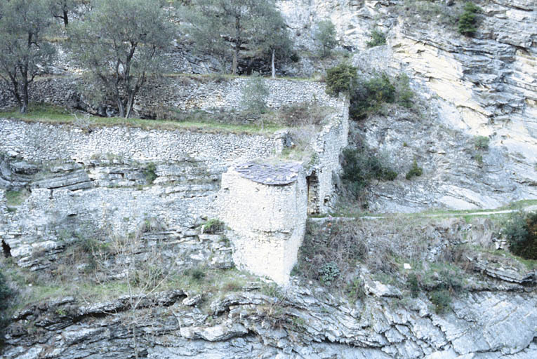 Fortification d'agglomération dite porte d'Italie ou porte Saint-Antoine