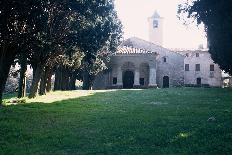 ermitage (ancien) ou chapelle Notre-Dame-de-Vie