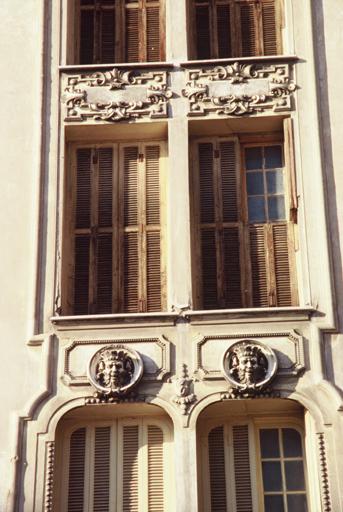immeuble à logements dit Palais Ricci-Parmentier