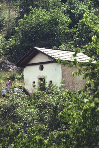 Église dite chapelle Saint-Sébastien