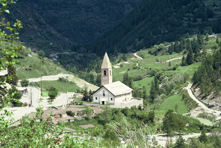 Église paroissiale Saint-Dalmas