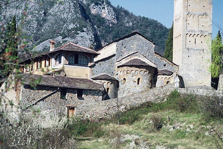 église dite chapelle de la Madone del Poggio, ancien prieuré Notre-Dame des Douleurs