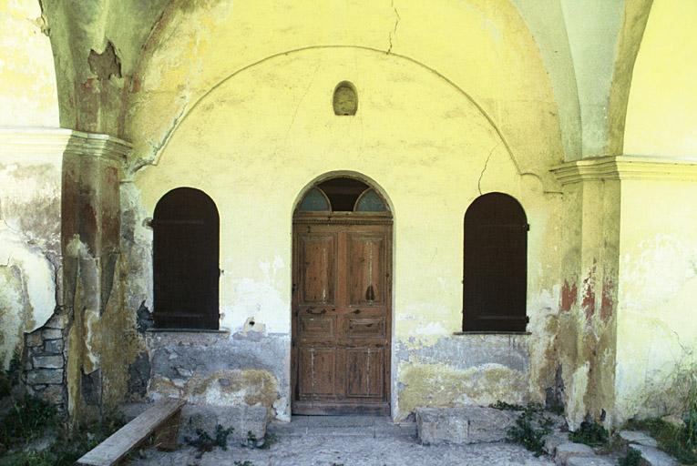 église dite chapelle Notre-Dame-du-Cians