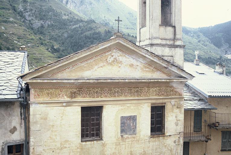 Église dite chapelle de l'Annonciation ou des Pénitents Blancs