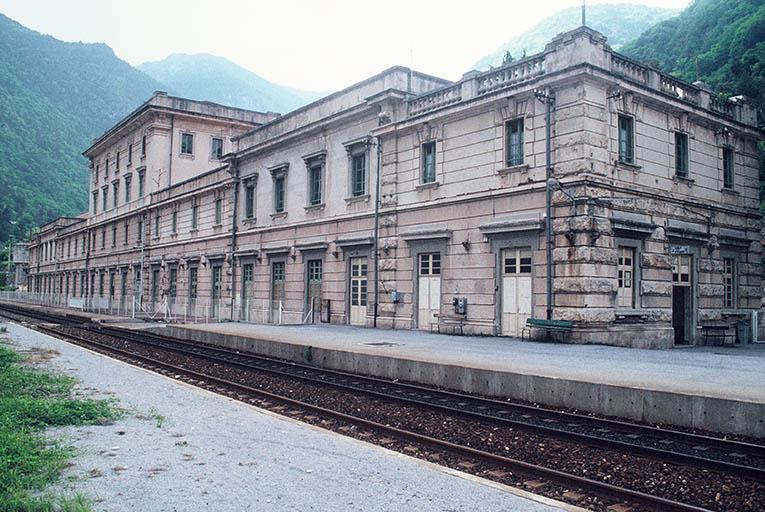 gare de Saint-Dalmas-de-Tende