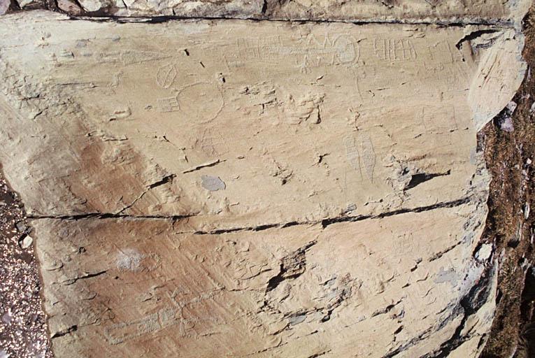 site archéologique dit vallée des Merveilles