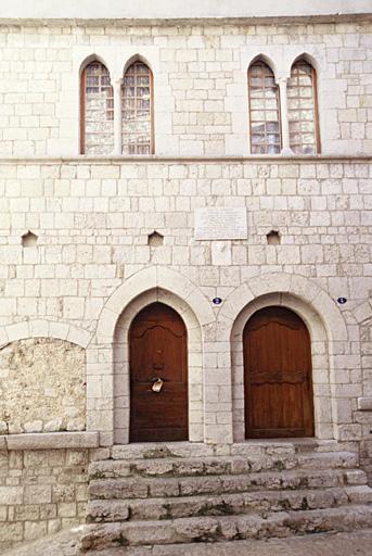 Maison consulaire dite palais des consuls (ancien)