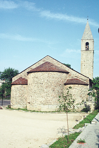 Église paroissiale de l'Invention de la Sainte-Croix